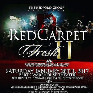 Brert's Warehouse 1-28-17 Saturday