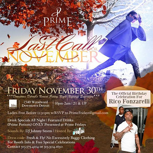 Bleu 11-30-12 Friday