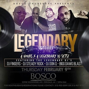 Bosco  2-9-17 Thursday