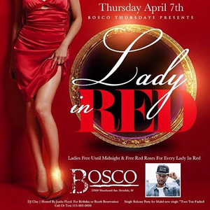 Bosco  4-7-16 Thursday