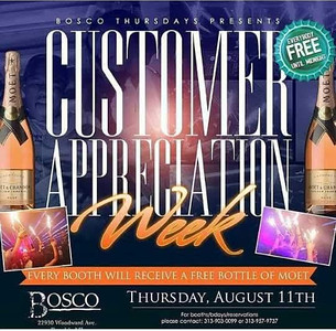 Bosco  8-11-16 Thursday