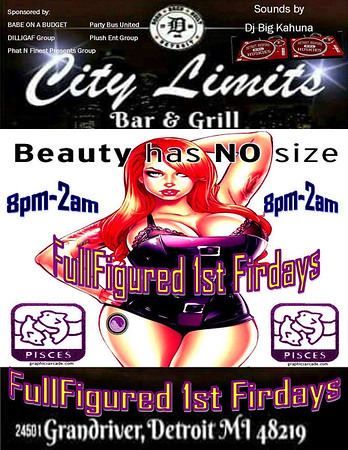 City Limits Bar & Grill 3-3-17 Friday