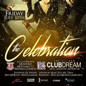 Club Dream 7-10-15 Friday