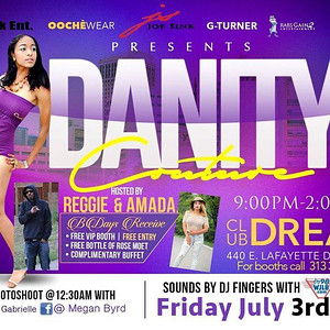 Club Dream  7-3-15 Friday