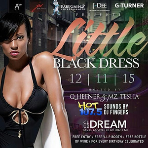 Dream 12-11-15 Friday