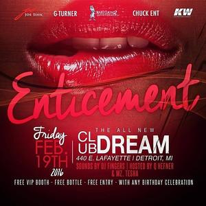 Dream 2-19-16 Friday