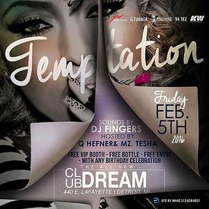 Dream 2-5-16 Friday