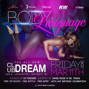 Dream 3-11-16 Friday