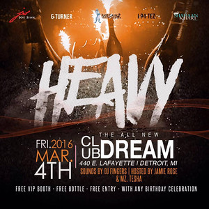 Dream 3-4-16 Friday