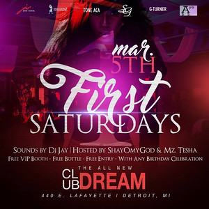 Dream 3-5-16 Saturday