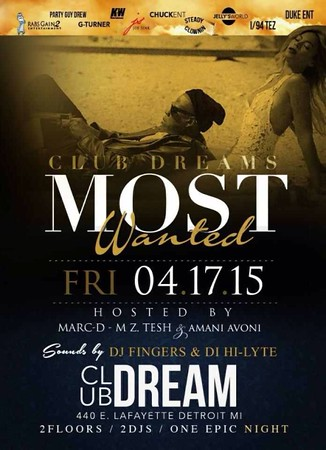 Dream 4-17-15 Friday