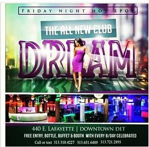 Dream 5-1-15 Friday