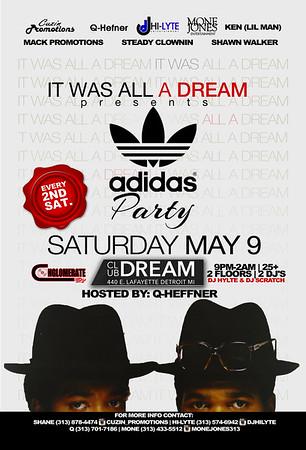Dream 5-9-15 Saturday