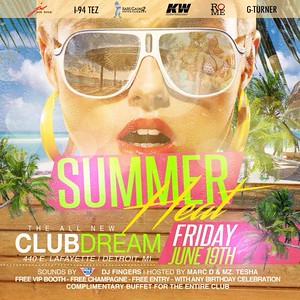 Dream 6-19-15 Friday