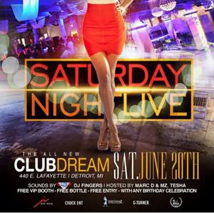 Dream 6-20-15 Saturday