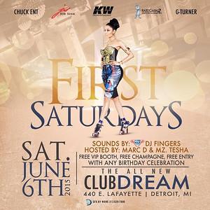 Dream 6-6 15 Saturday