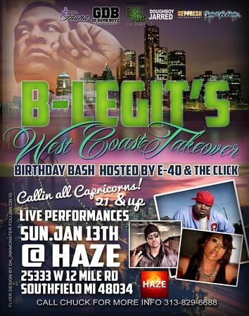 Haze 1-13-12 Sunday