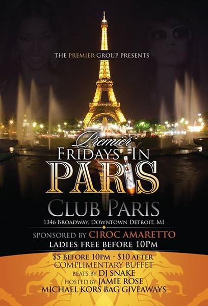 Paris 10-18-13 Friday