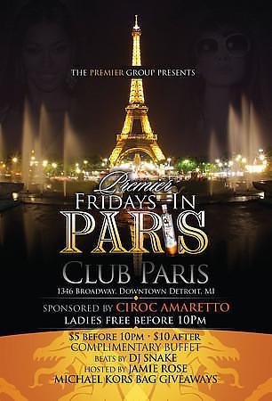Paris 12-13-13 Friday