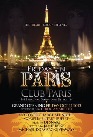 Paris 1-31-14 Friday