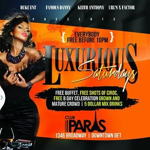 Paris 2-1-14 Saturday