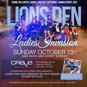 Crave  10-13-13 Sunday