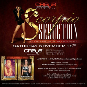 Crave 11-16-13 Saturday