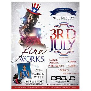 Crave 7-3-13 Wednesday
