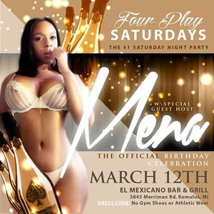 El mexicano 3-12-16 Saturday