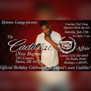 Epitome Lounge 7-25-15 Saturday