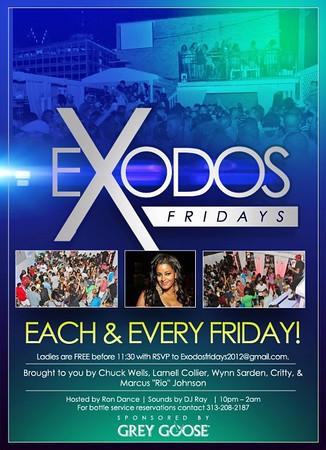 Exodos 8-24-12 Friday