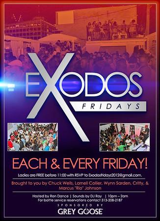 Exodos 8-31-12 Friday