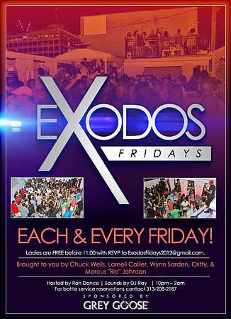 Exodos  9-6-13 Friday