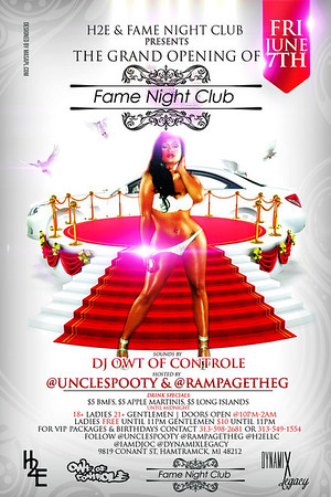 Fame 6-7-13 Friday
