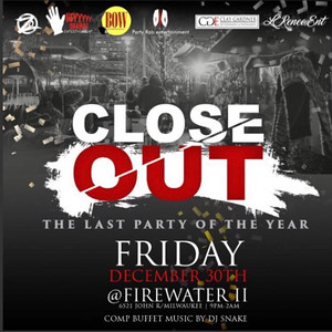 Firewater II 12-30-16 Friday
