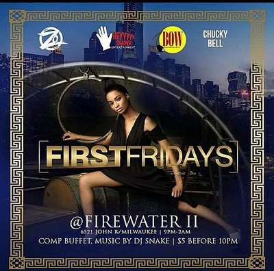 Firewater II 1-6-17 Friday