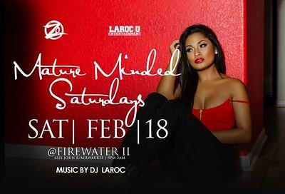 Firewater II  2-18-17 Saturday