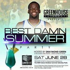 Green House 6-28-14 Saturday