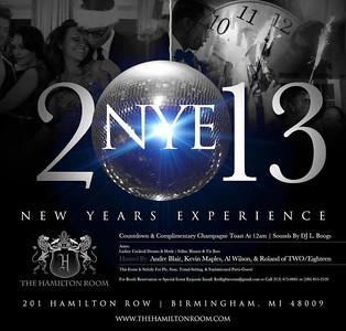 Hamilton Room 12-31-12 Monday