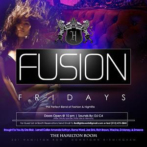 The Hamilton Room 2-1-13 Friday