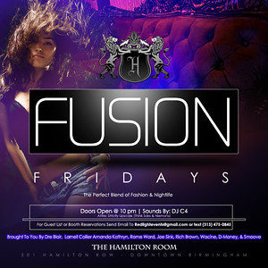 The Hamilton Room 2-1-13 Friday