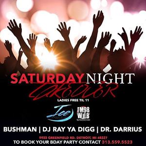 Ice Night Club 10-8-16 Saturday