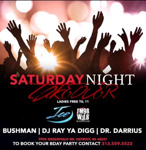 Ice Night Club 9-3-16 Saturday