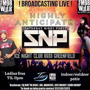 Ice NightClub 8-27-16 Saturday