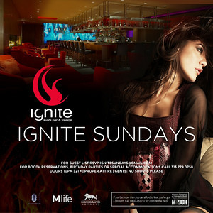 Ignite 10-20-13 Sunday