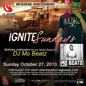 Ignite 10-27-13 Sunday