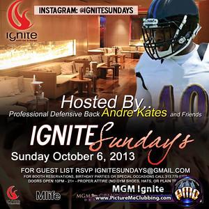 Ignite 10-6-13 Sunday