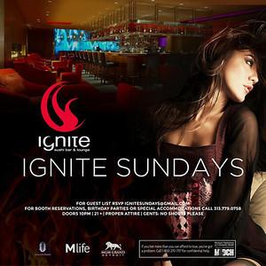 Ignite 11-10-13 Sunday