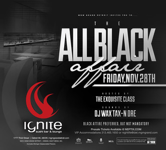 Ignite 11-28-14 Saturday