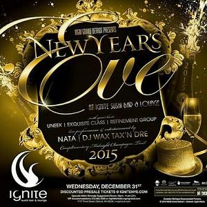 Ignite 12-31-14 Wednesday